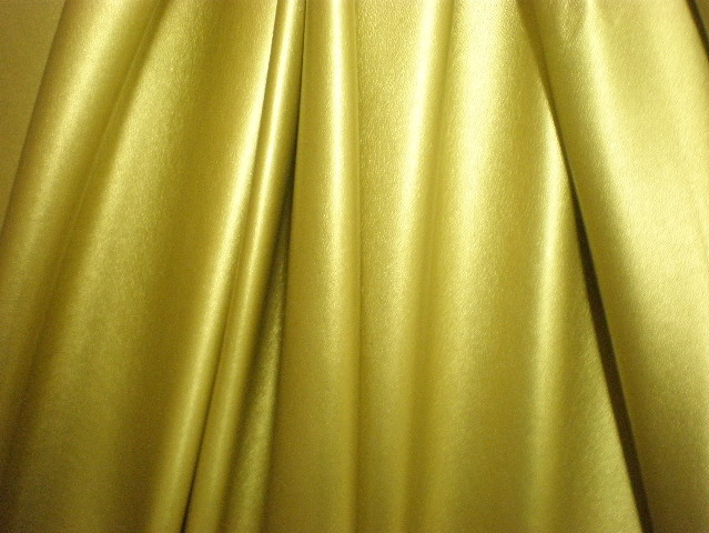 1.Gold Fake Leather