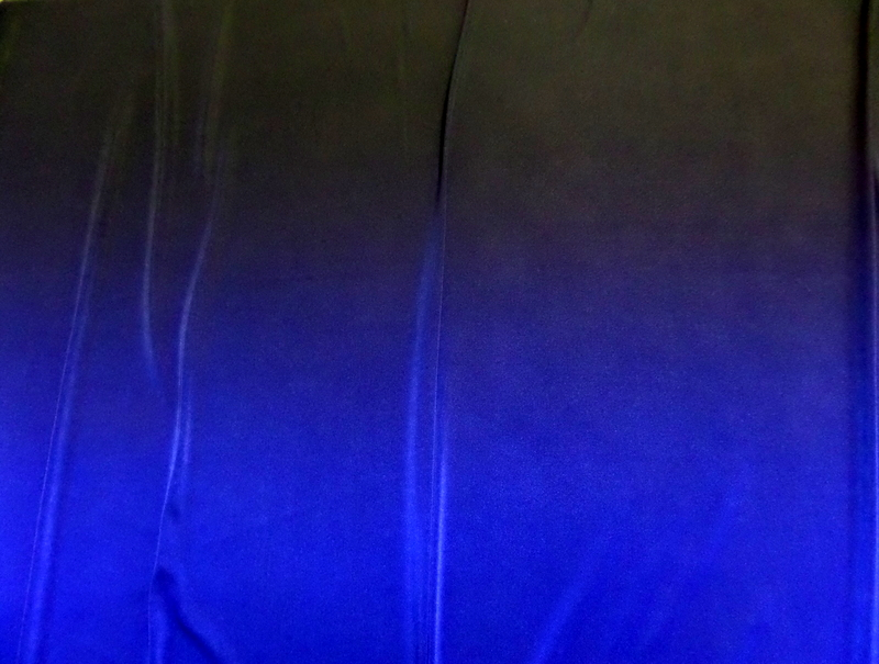 1.Royal Ombre Spandex
