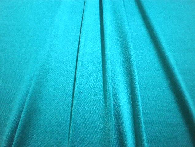 1.Turquoise Stretch Satin 2