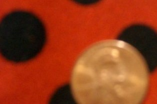 1.Red-Black Polka Dot 4Way