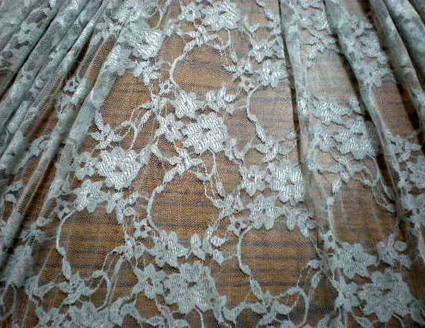 10.Silver variety Lace