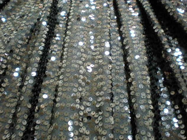11.Black-Black Dazzle Sequins