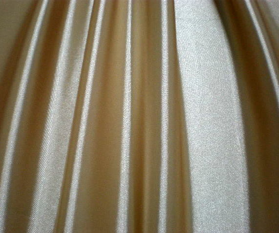 13.Gold Stretch Charmeuse