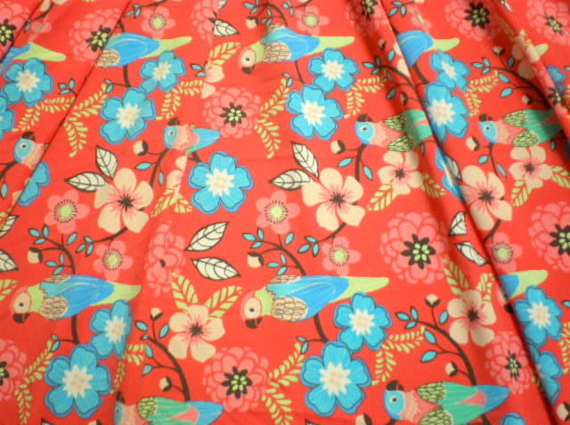 13.Printed Spandex Spring Collections