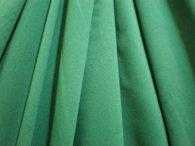 14.Forest Green Cotton Spandex