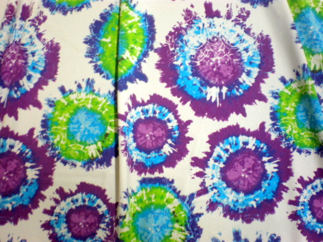 15.Printed Spandex Spring Collections