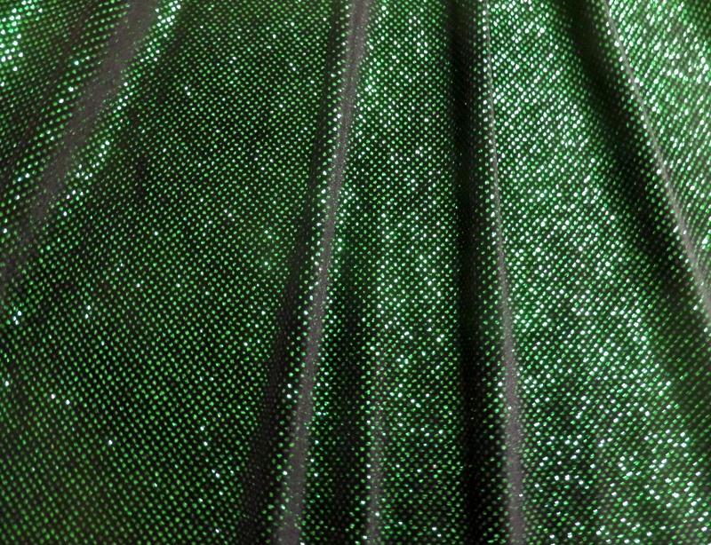 3.Kelly-Black Glitter Velvet#2