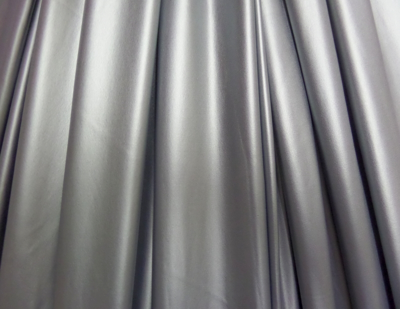 2. Metal Metallic Matte Lame