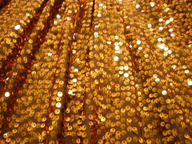 3.Bronze-brown Dazzle Sequins