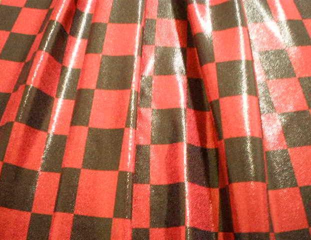 3.Red-Black Misty Dot Checker