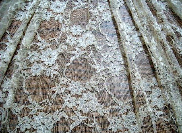 4.Beige Variety Lace
