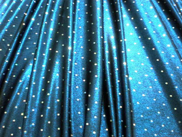 5.Silver Dot Foil