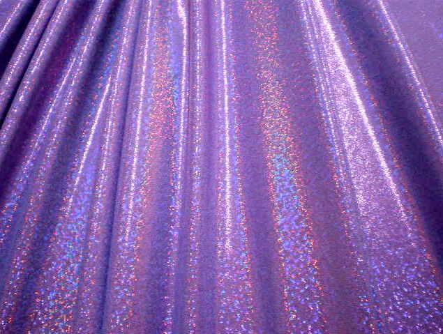 6.Purple Twilight Hologram