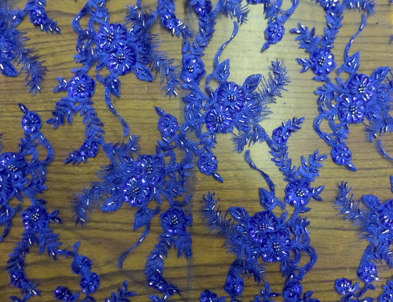 6.Royal Beaded Lace SP