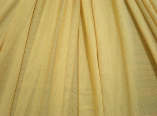 8.Lt.Beige Plain Soft Stretch mesh