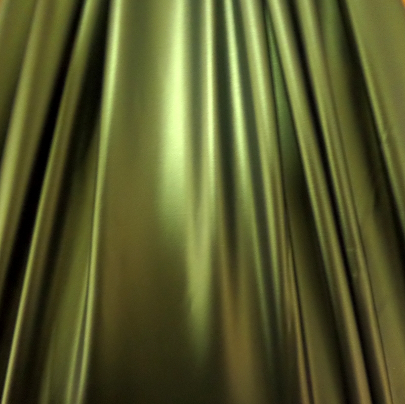 9. Emarald Metallic Matte Lame