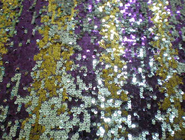 9.Purple-Gold-Silver Gypsy Sequins