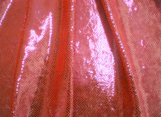 7.Fuchsia Metallic Novelty #3(Velvet)