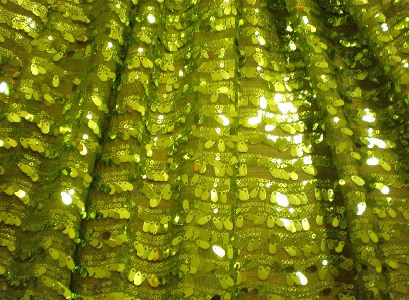 5.Moss Green Vegas Sequins#3