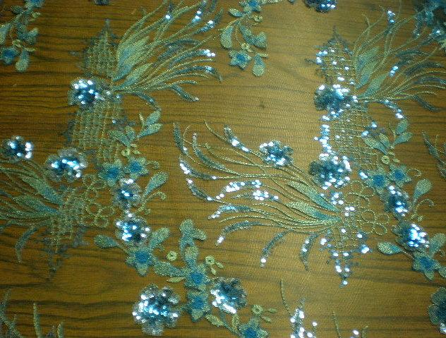 2.Turquoise Arundhuti Sequins#3