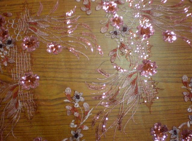 4.Red  Arundhuti Sequins #3