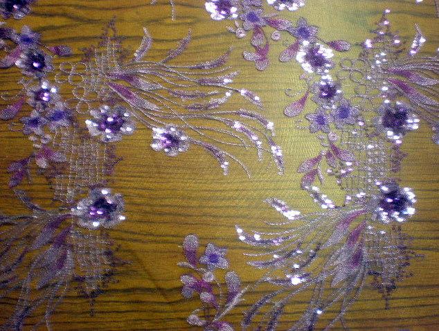 5.Purple Arundhuti Sequins #3