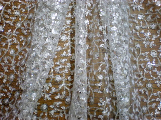 1.White Arundhuti Sequins #2