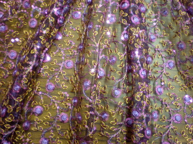 5.Purple Arundhuti Sequins #2