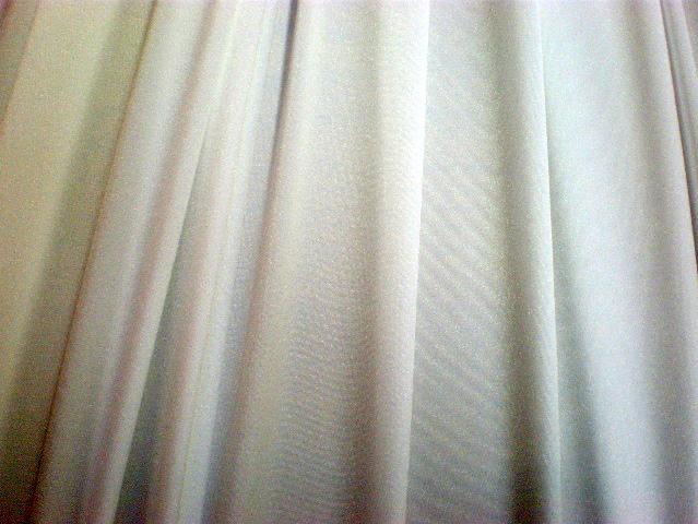 3.White Shiny Tricot#2