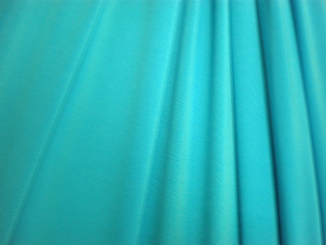 6.Turquoise Shiny Tricot#2