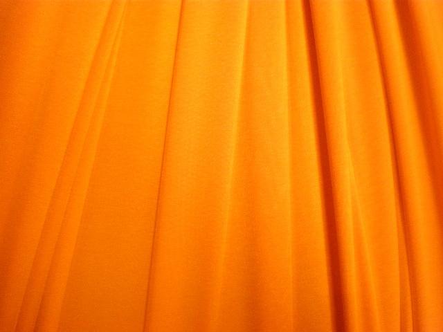 13. Bt. Orange Shiny Tricot #2