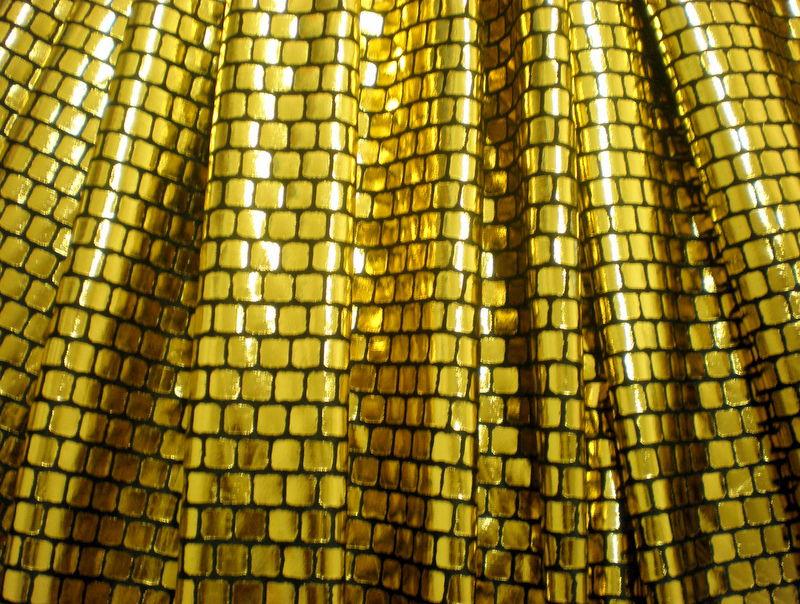 12.Black-Gold Metallic Novelty #2