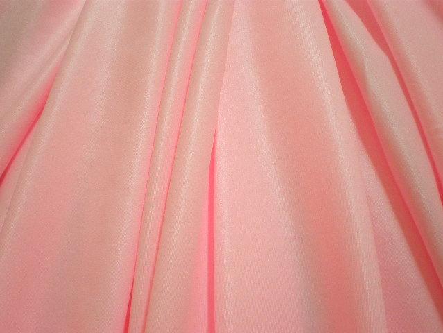 14. Baby Pink Wet look Spandex