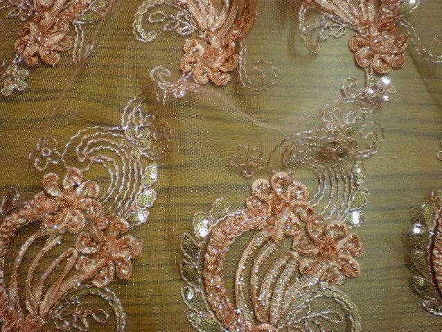 9. Copper Novelty Sequins #5