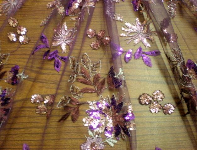 4.Purple Novelty Sequins #6