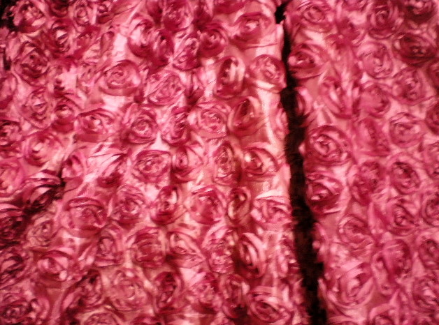 8. Fuchsia Small Ribbon Flower