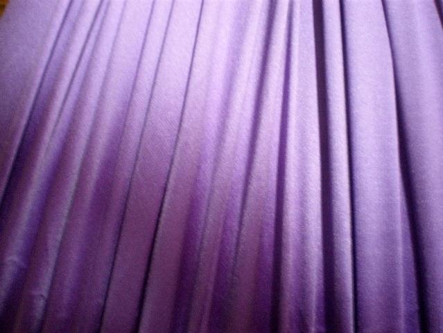 5.Purple Stretch Satin#1