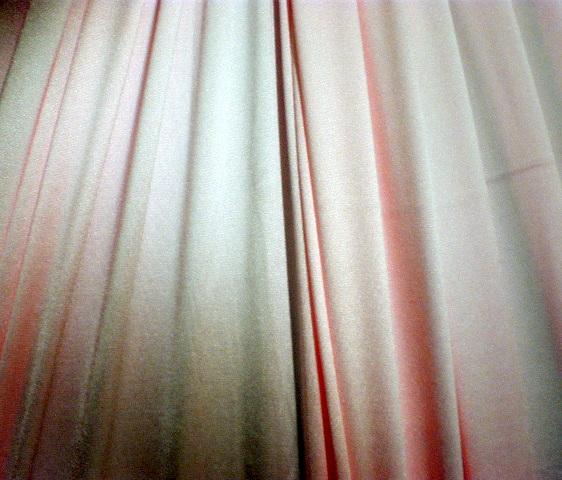 8.B. Pink Stretch Satin #1