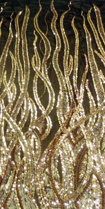 8.Black-Royal Flame Sequins