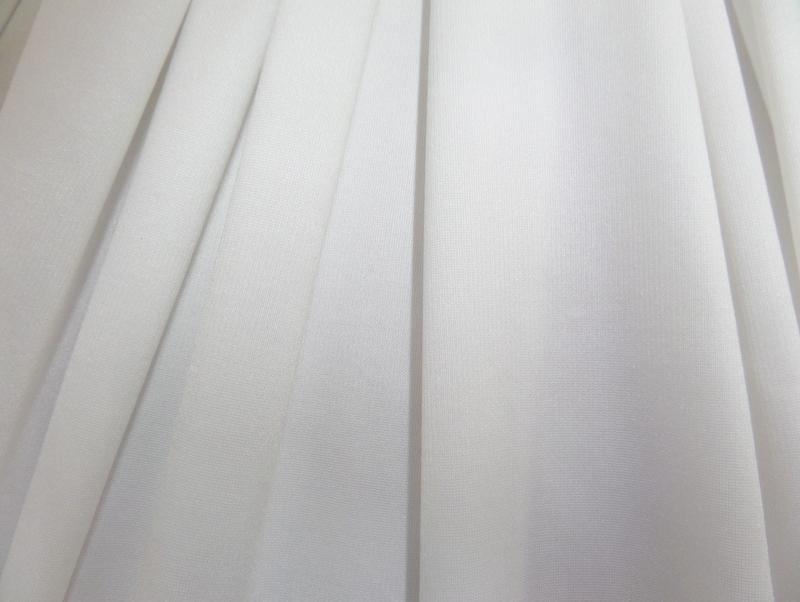 1.White Jumbo Spandex #2