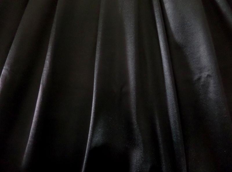 2.Black Jumbo Spandex #2