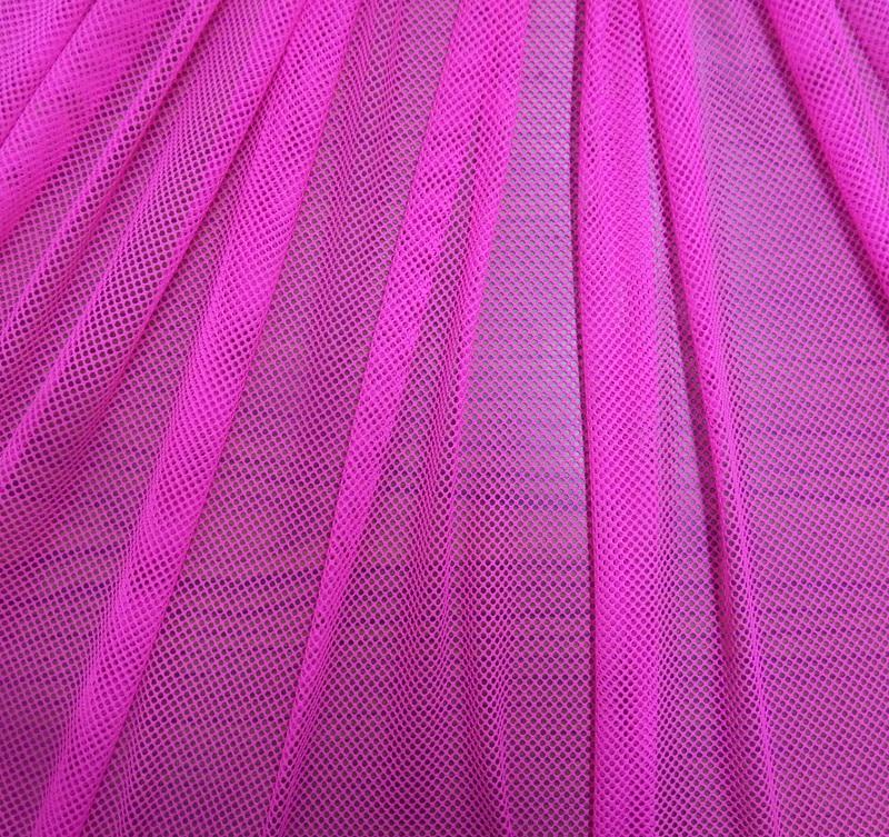 6.N.Pink Dragon mesh #2