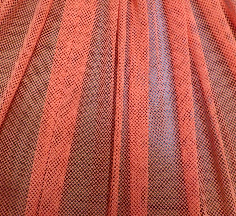 8.N. Orange Dragon mesh #2