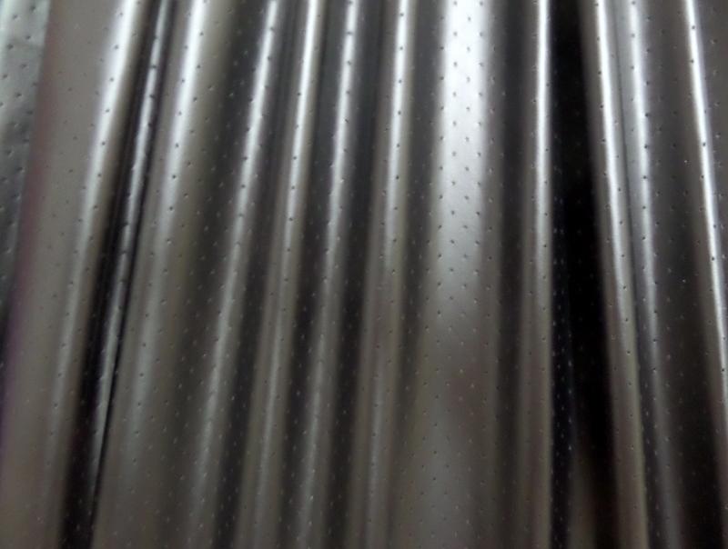 8.Black matte Metallic Laser hole