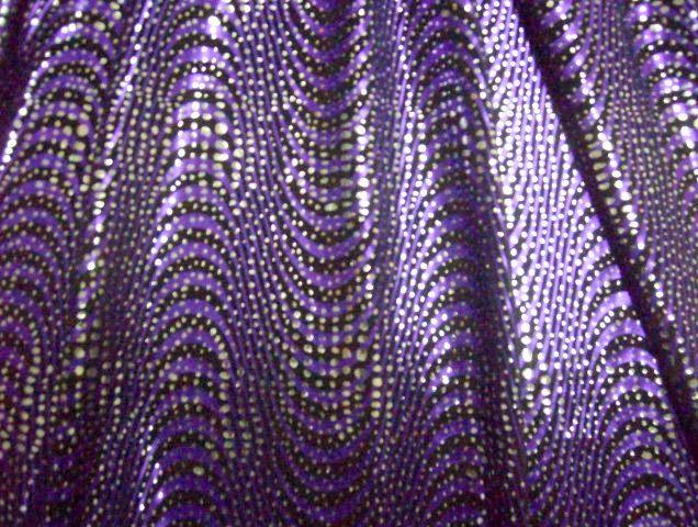 5.Purple Metallic Novelty #3