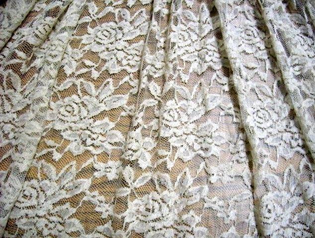 13.Nude Romance Flower Lace #3